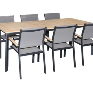 Fina 7pce Dining Setting - Outdoor Furniture Superstore