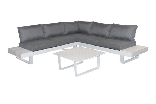 Alora 4pce Corner Lounge Suite - Outdoor Furniture Superstore