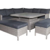 Lyra 6pce Corner Lounge Suite - Outdoor Furniture Superstore