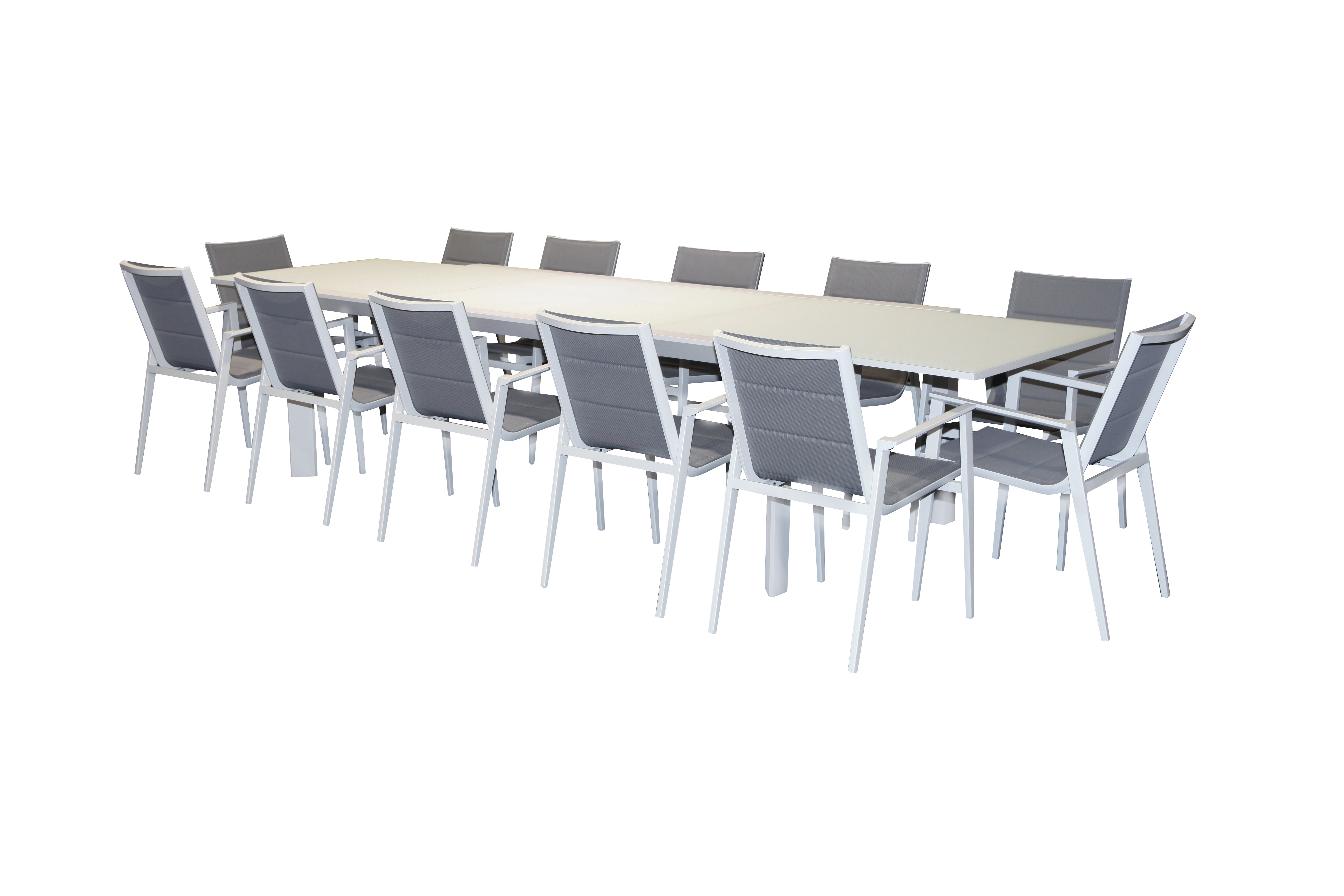 Picture of: Pesaro 13pce Ext Dining Setting Styles