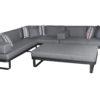 Verona 4pce Modular Lounge Setting - Outdoor Furniture Superstore