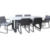 Verona 7pce Dining Setting - Outdoor Furniture Superstore
