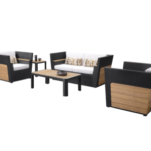 Greenwich 5 piece Lounge Setting - Outdoor Furniture Superstore