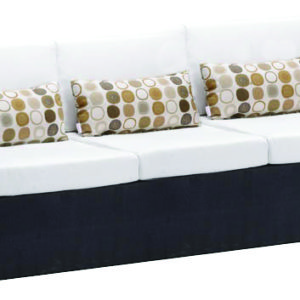 Greenwich Three Seat Sofa - Outdoor Furniture Superstore
