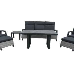 Arlee 6pce Sofa Setting