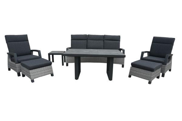 Arlee 6pce Sofa Setting