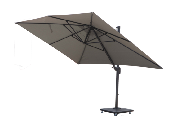 4m x 3m Rectangle Cantilever Umbrella