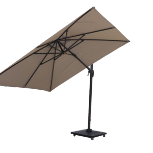 3m Sq Boston Cantilever Umbrella