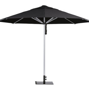 Monaco Umbrella Black