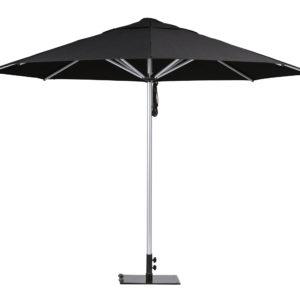 Monaco Umbrella Black