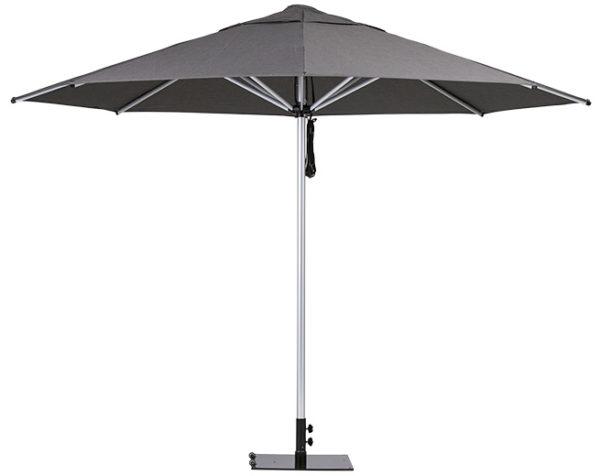 Monaco Umbrella Charcoal