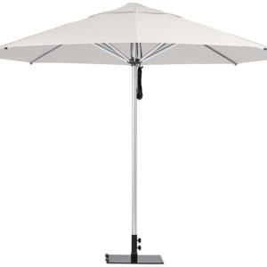 Monaco Umbrella Ecru