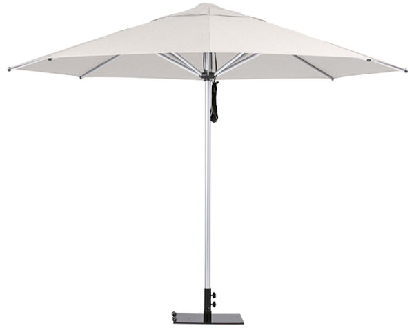 Monaco Umbrella Ecru