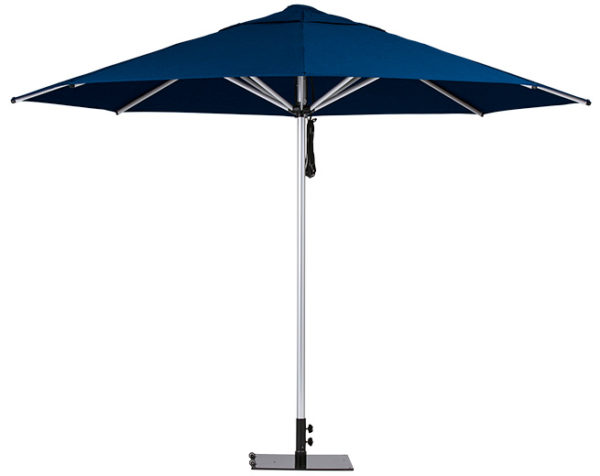 Monaco Umbrella Navy Blue
