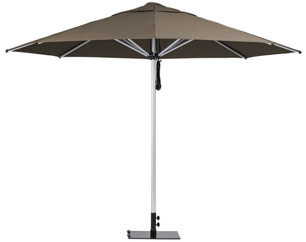 Monaco Umbrella Taupe