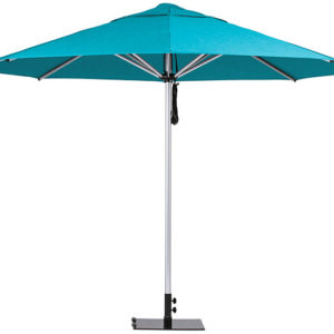 Monaco Umbrella Torquiose