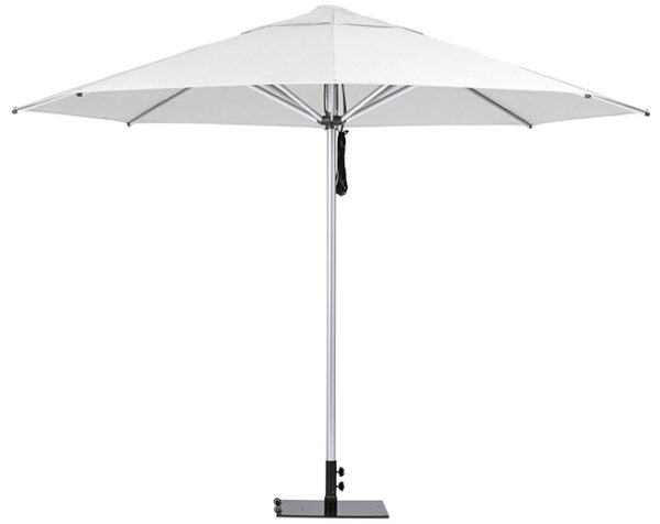 Monaco Umbrella White