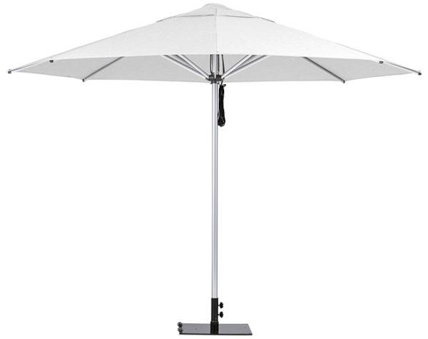 Monaco Umbrella White