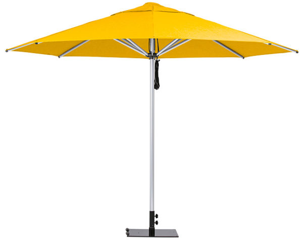 Monaco Umbrella Yellow