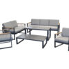 Rhea 6pce Outdoor Lounge