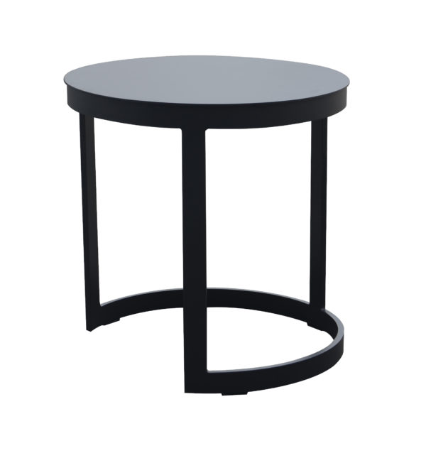 Verona Round Side Table Large