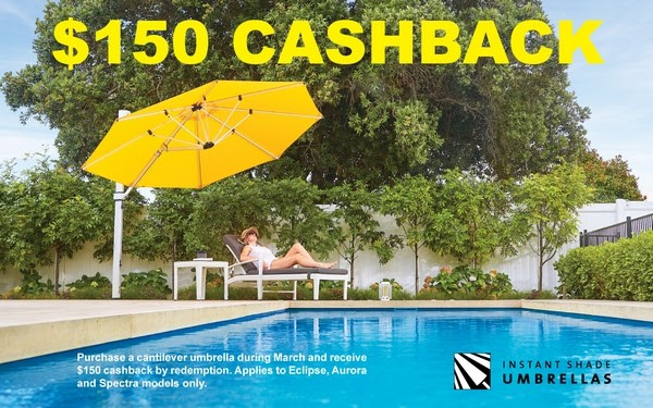 $150 Cash Back Offer