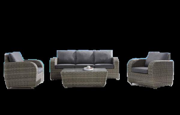 Genova 4pce Sofa Setting