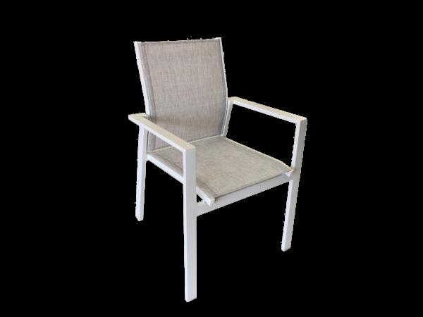 Bahia Sling Chair White