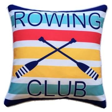 Rowing Club Outdoor Cushion Cover 45 x 45cm
