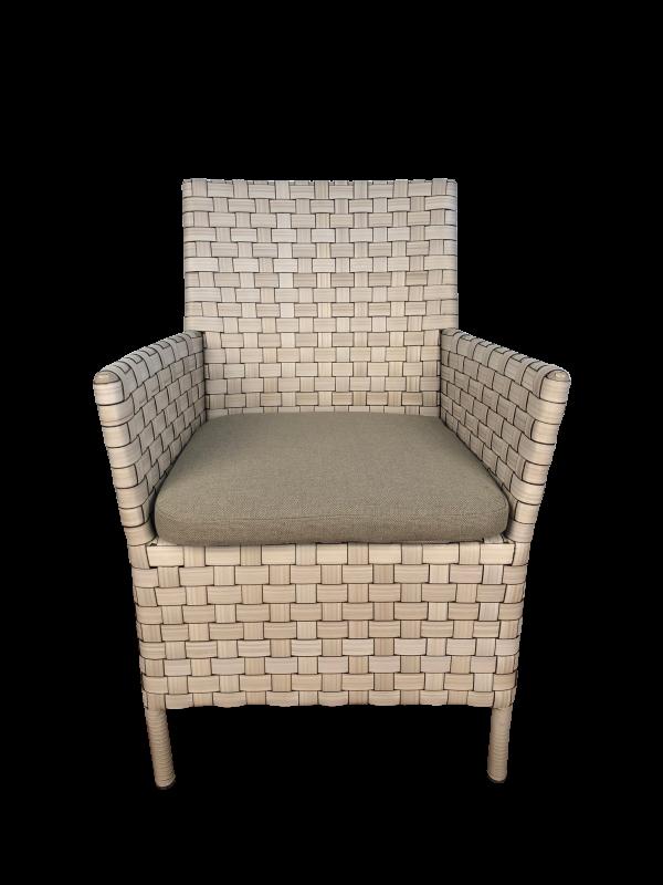 Owen Wicker Dining Chair
