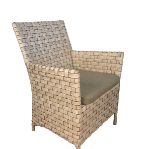 Owen Wicker Dining Chair