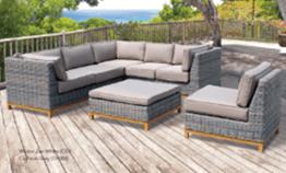 Brighton Modular 4pce Lounge