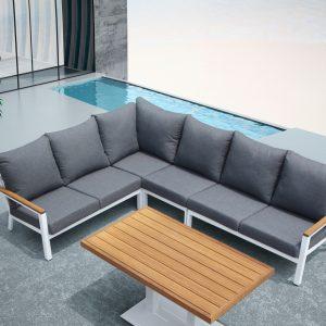 Chelsea 5 pc Corner Lounge