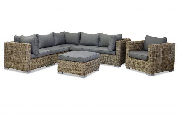 Hayman 7pce Modular Lounge