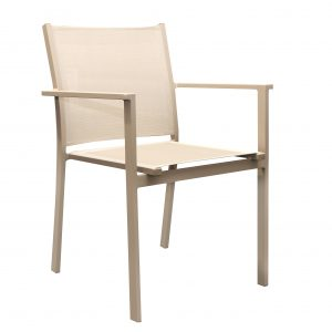 Baretto Dining Chair - Champagne